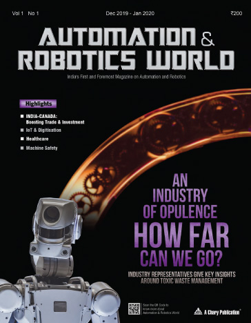 Automation & Robotics World Magazine